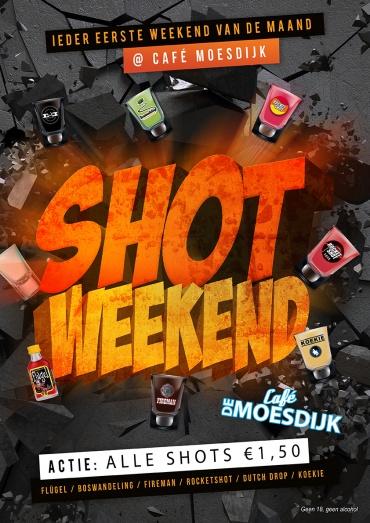 Shot weekend